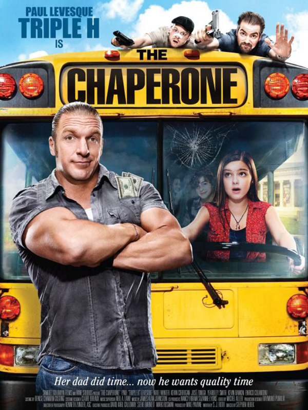 The Chaperone 2011 [TRUEFRENCH] [DVDRIP] AC3 [2CD] [FS]