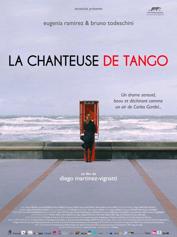 La chanteuse de Tango (a Cantante de Tango)
