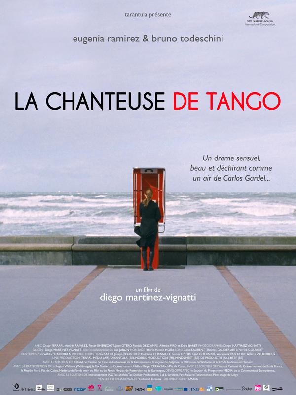 19658197 La Chanteuse de tango