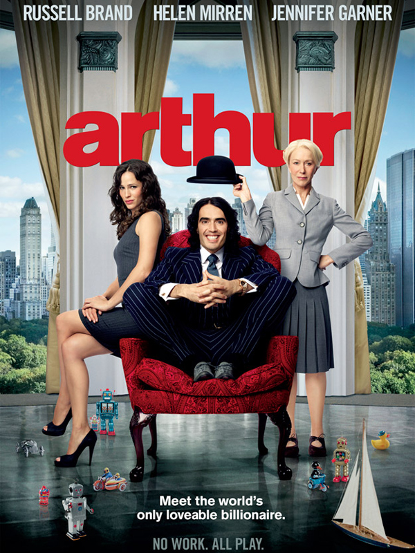[MULTI] Arthur, un amour de Milliardaire [BDRip] [2CD & 1CD]
