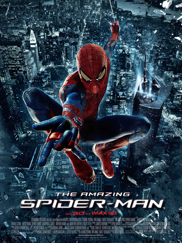 bande originale, musiques de The Amazing Spider-Man