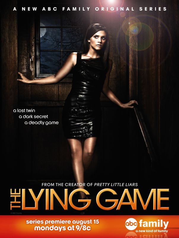 The Lying Game SAISON 01 VOSTFR (HDTV +HD) [E01 à E20/..] [UL] [DF](Exclue)