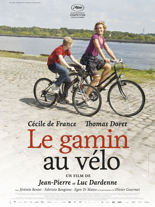 Le Gamin au vélo [FRENCH] [BDRIP] [FS]