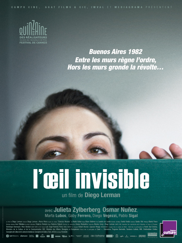 [DF] L'Oeil invisible [DVDRiP]