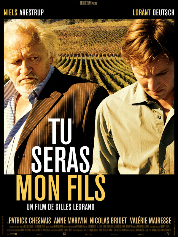 Tu seras mon fils [FRENCH] 1CD + AC3 [BRRIP] [FS] [US] (Exclue)