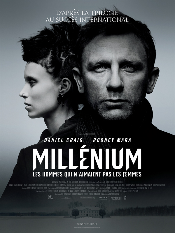 [MULTI] The Girl With The Dragon Tattoo [MULTI] [NTSC] [DVD-R]