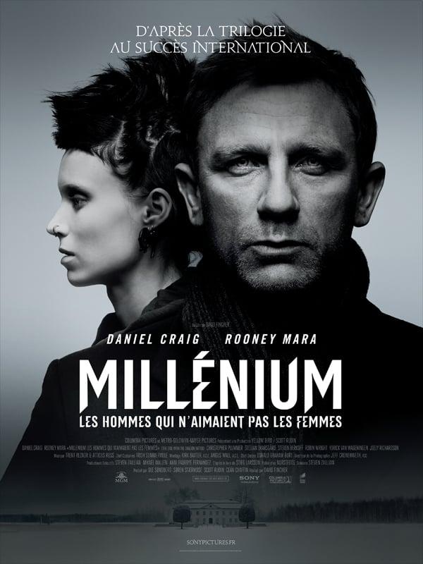 Millenium : Les hommes qui n�aimaient pas les femmes