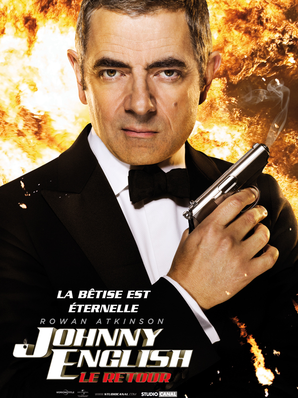 Johnny English, le retour streaming