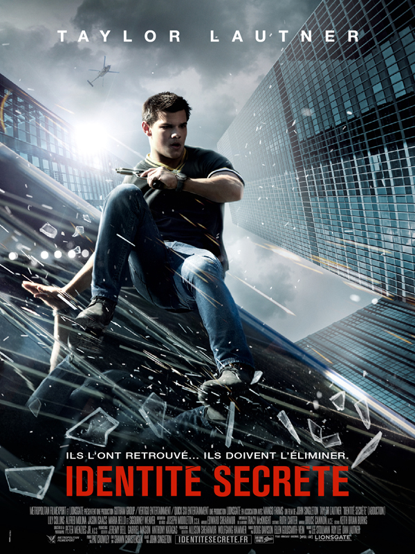 Identite Secrete streaming