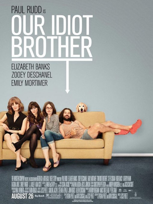 Our Idiot Brother [BDRIP] [FRENCH]