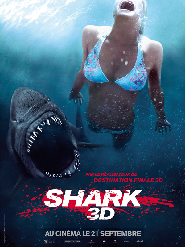 Shark 3D streaming