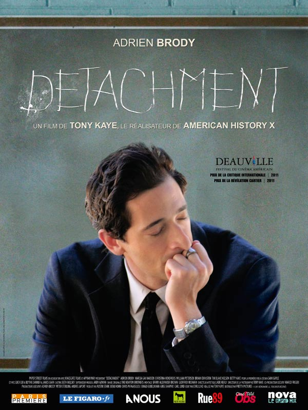 Detachment streaming