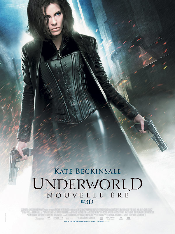 Underworld : Nouvelle ere streaming