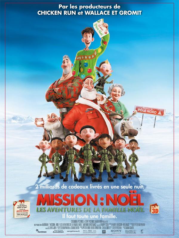 Mission : No�l Les aventures de la famille No�l