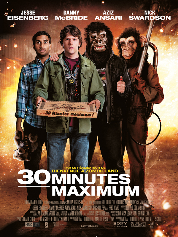 [FSO] 30 minutes maximum [VOSTFR][DVDRiP]