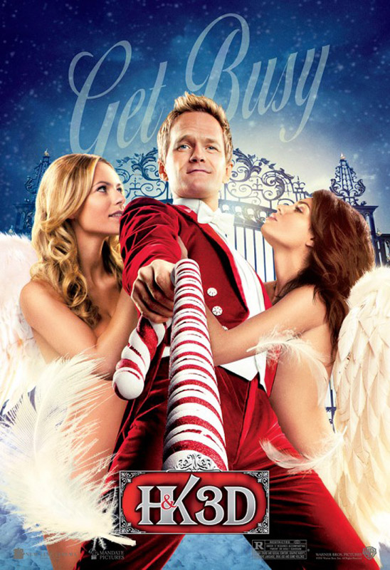 A Very Harold &amp; Kumar 3D Christmas [FRENCH] [BDRiP]