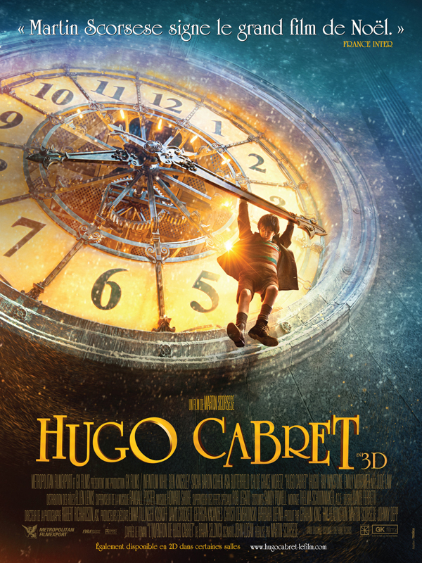 Hugo Cabret streaming