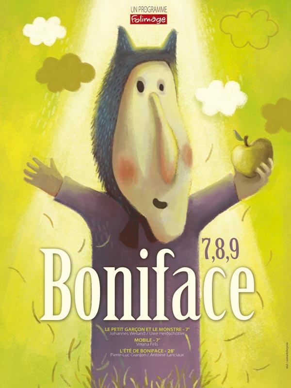 7, 8, 9... Boniface