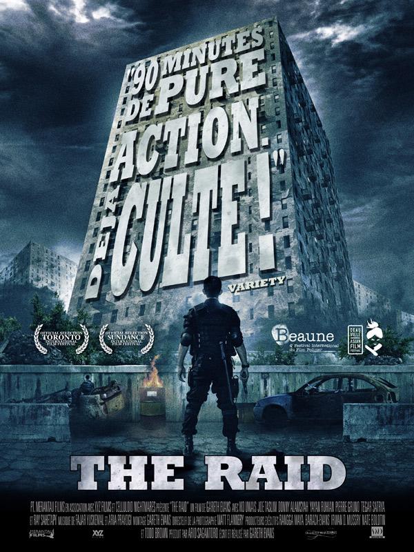 The Raid streaming