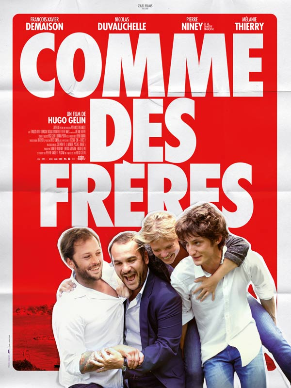 Comme des frères 2012 FRENCH DVDRip [MULTI]
