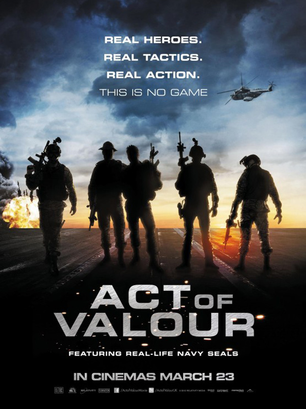 Act of Valor FRENCH [DVDRIP]