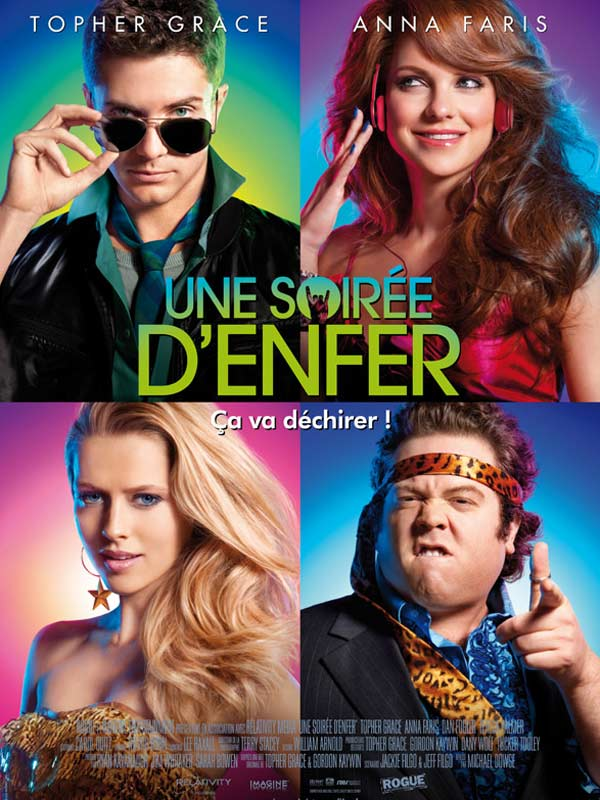 Une soirée d'enfer (Take Me Home Tonight) [DVDRIP - FRENCH] [MULTI]