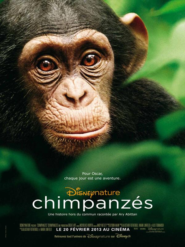 Horaires séances du film Chimpanzés à cournon d'auvergne