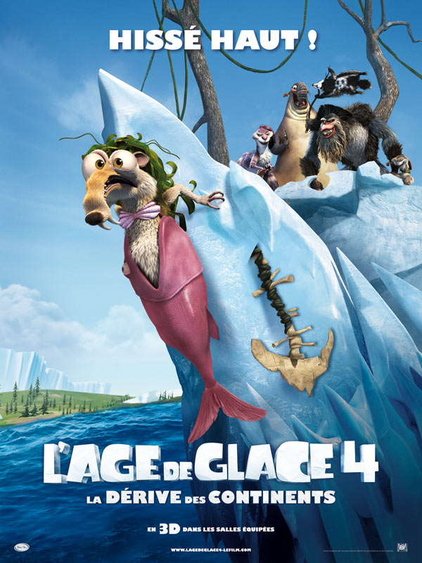 L'Âge de glace 4 : La dérive des continents [FRENCH][BRRIP]