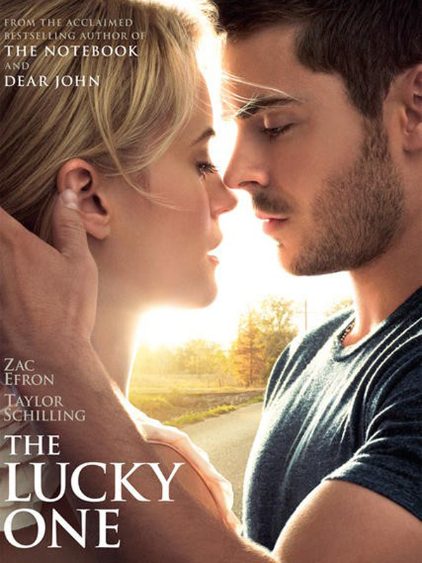 The Lucky One [BDRIP - VOSTFR] [RG]