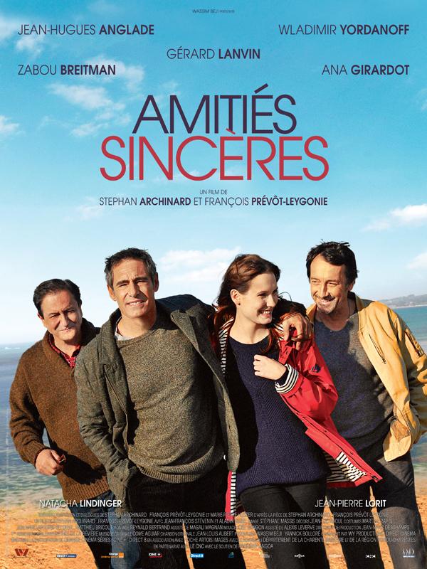 Horaires séances du film Amitiés sincères à cournon d'auvergne
