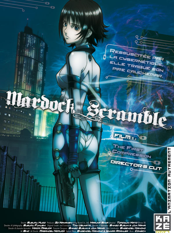 Mardock Scramble � The First Compression [DVDRIP | TRUEFRENCH]