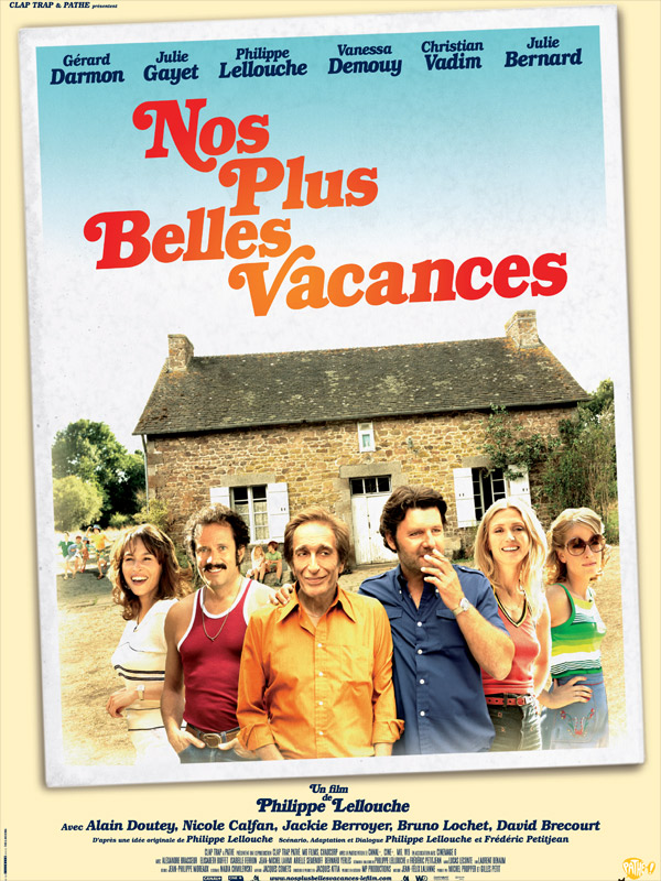 [MULTI] Nos plus belles vacances  [FRENCH][BDRIP]