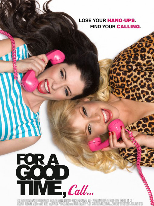 [DF] For A Good Time, Call...  [DVDRiP]