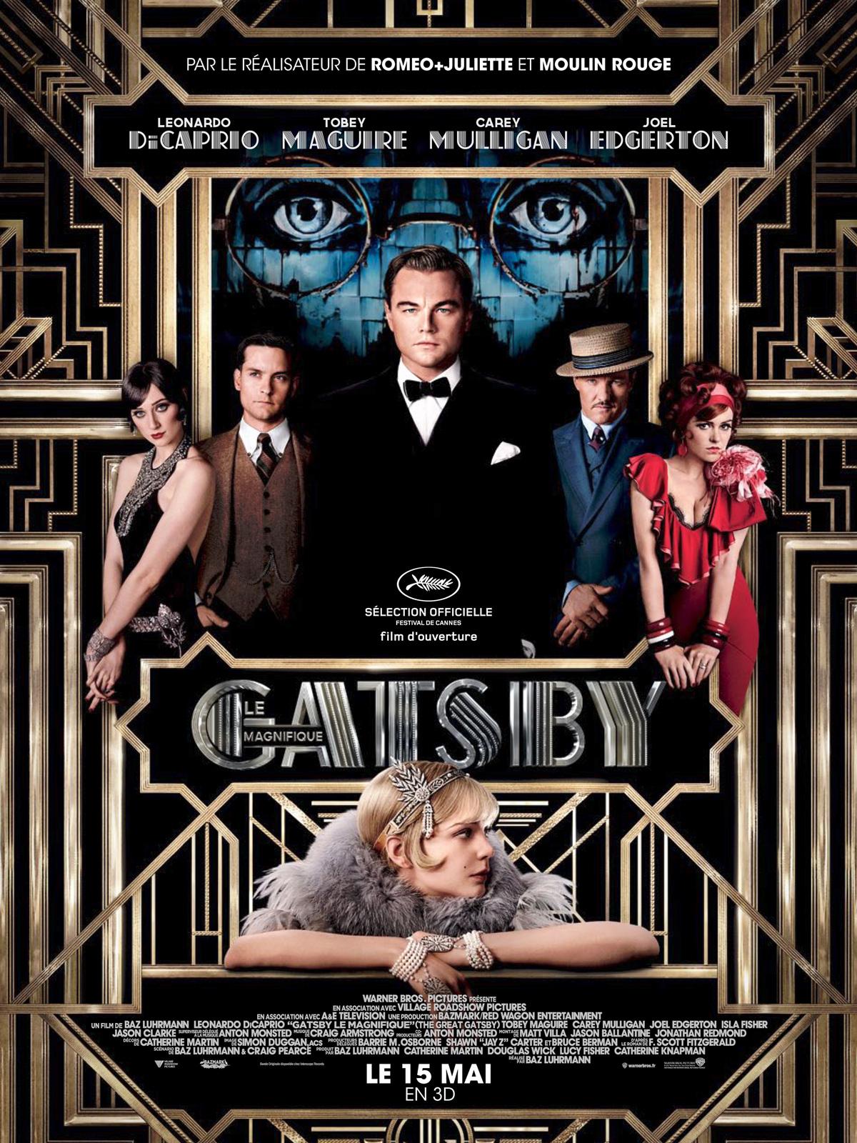 Gatsby le Magnifique - EXTRAS (Bonus du film)