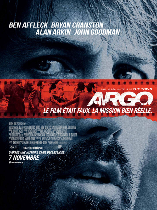 Argo | BDRip | Vostfr | 1Fichier Uptobox