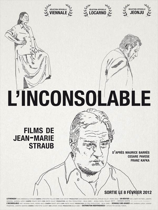 L'Inconsolable (programme de 4 courts-m�trages)