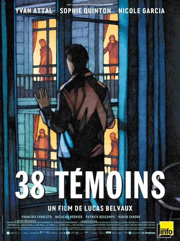 38 t�moins