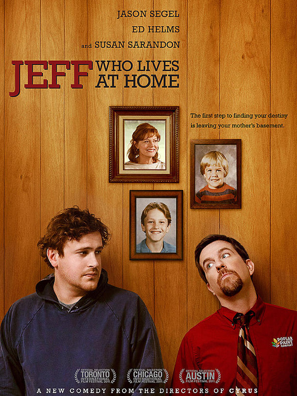 [DF] Jeff, Who Lives at Home [DVDRIP]