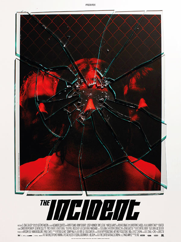 Affiche du film The Incident