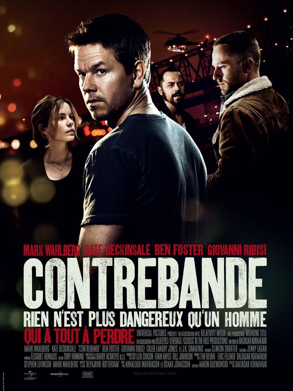 Contraband 2012 VOSTFR DVDRip XviD AC3-KLine
