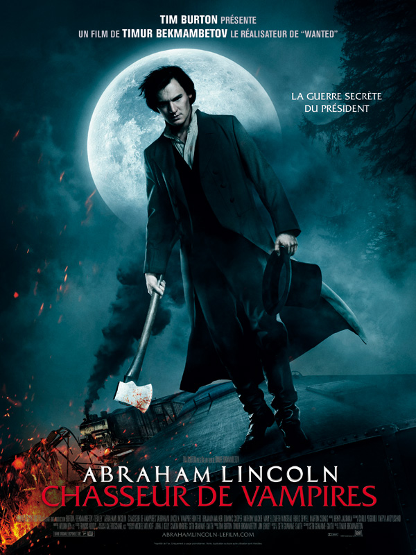 Abraham Lincoln : Chasseur de Vampires [FRENCH][TS LD]
