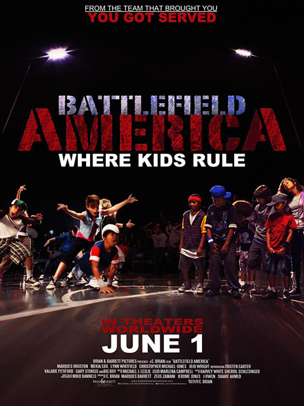 Battlefield America .. [DVDRIP] FRENCH