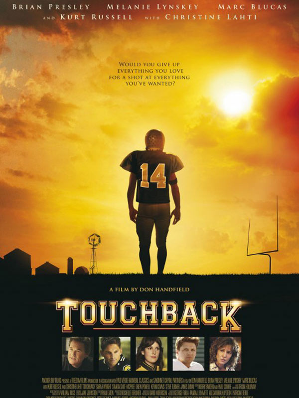 [DF] Touchback  [DVDRiP] FRENSH