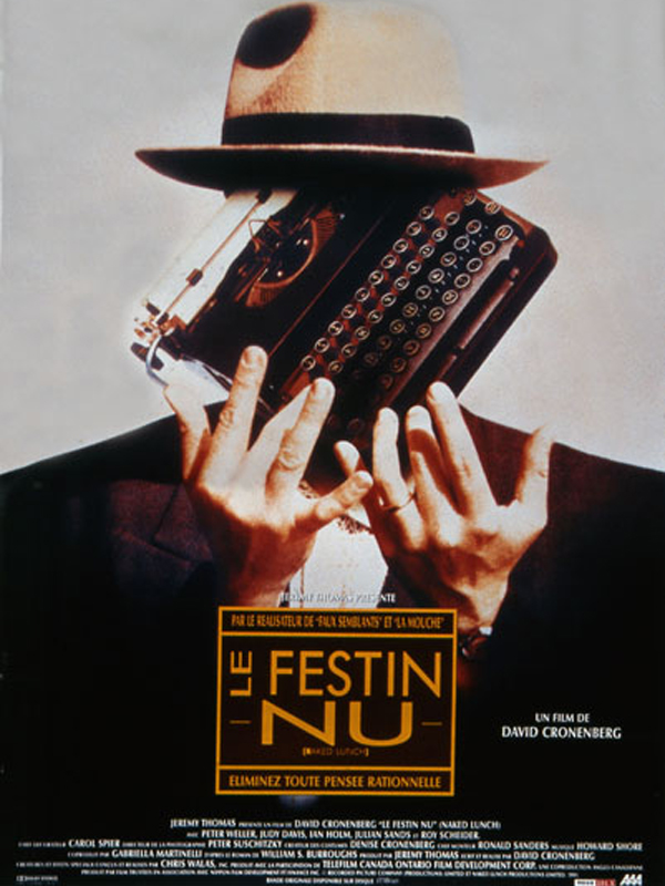 Le Festin nu (Naked lunch)