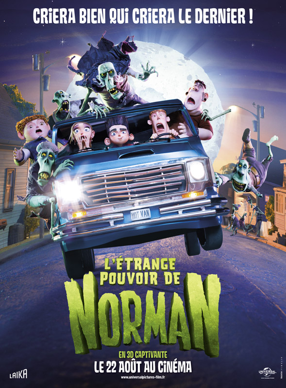 [MULTI] L&#039;trange pouvoir de Norman |TRUEFRENCH| [BDRiP] 