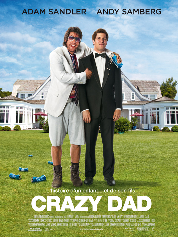 Crazy Dad | BDRip | TrueFrench