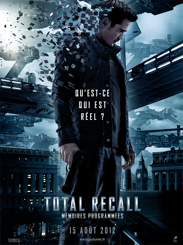 Total Recall M�moires Programm�es