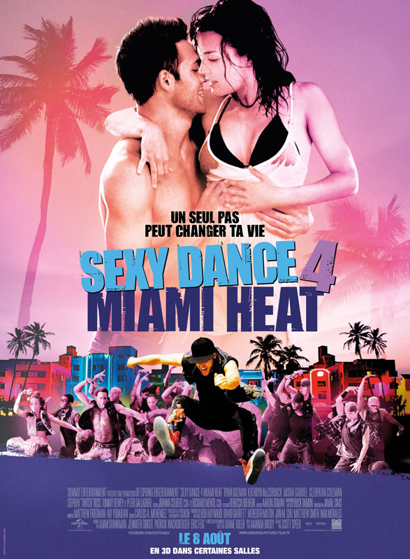Sexy Dance 4 [BluRay 1080p 3D]