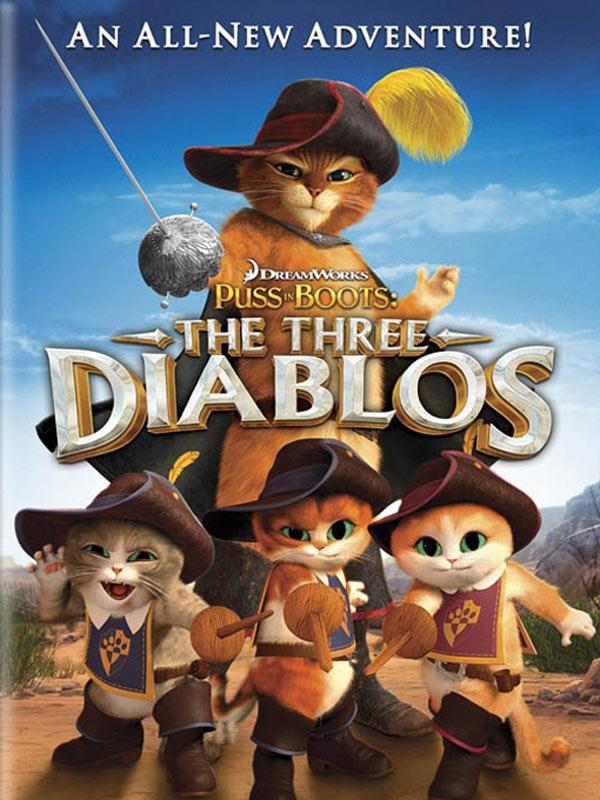 Le Chat Potté : les trios diablos