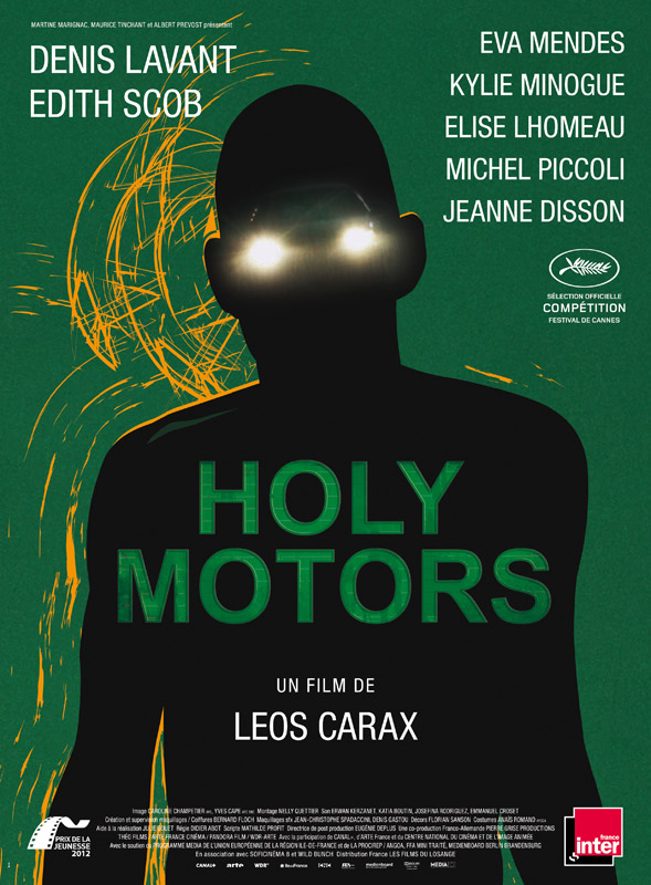 Holy Motors streaming